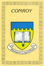Conroy Coat Of Arms